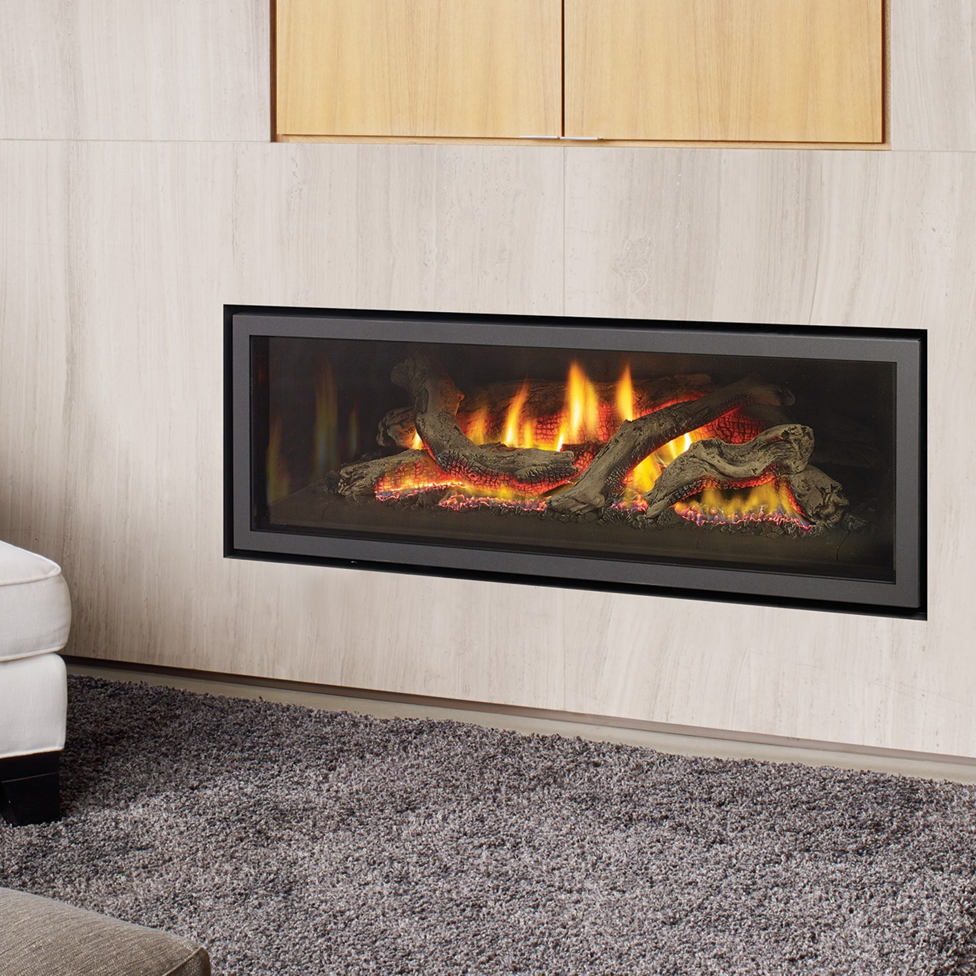 Ultimate U1500E Gas Fireplace