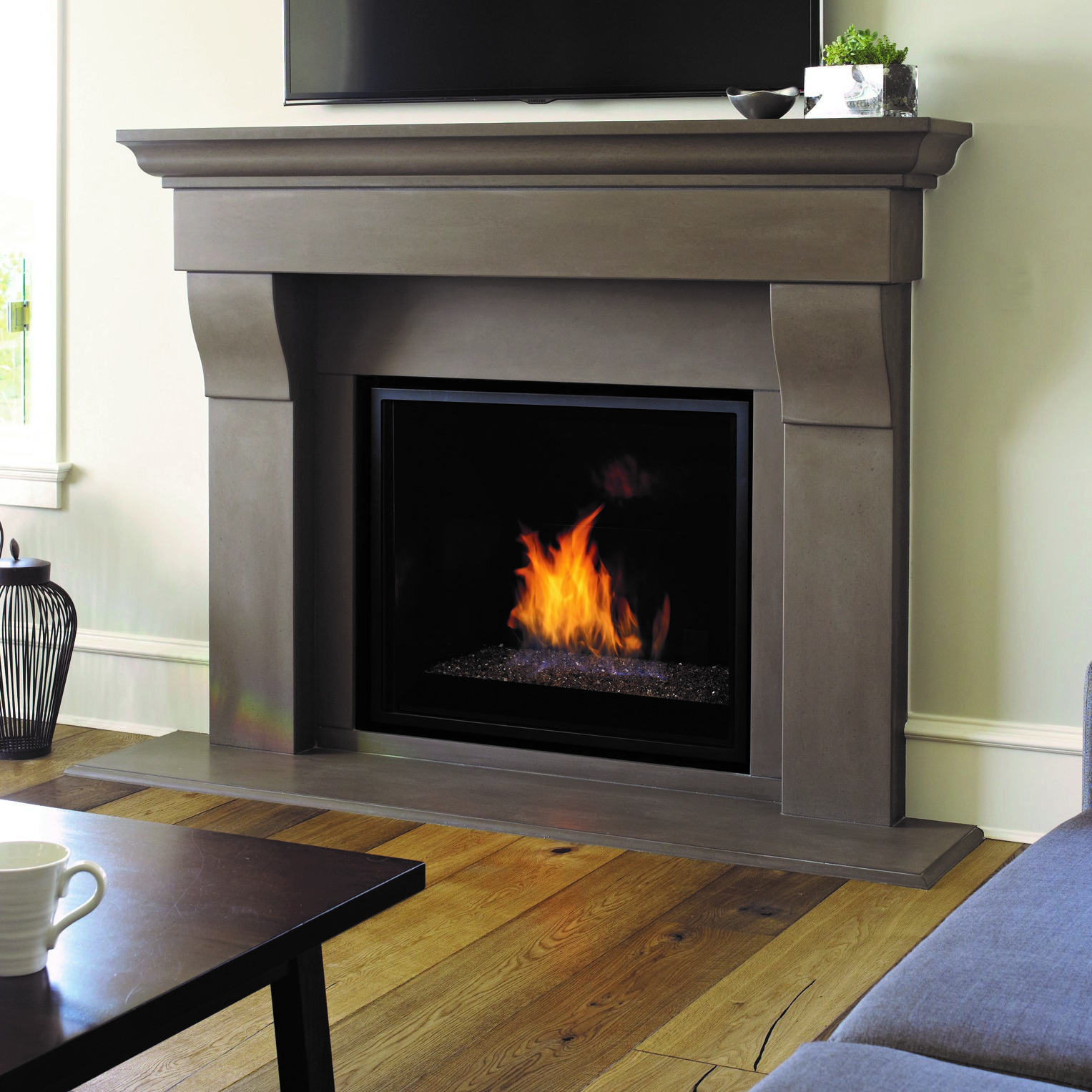 Horizon HZ965E Gas Fireplace