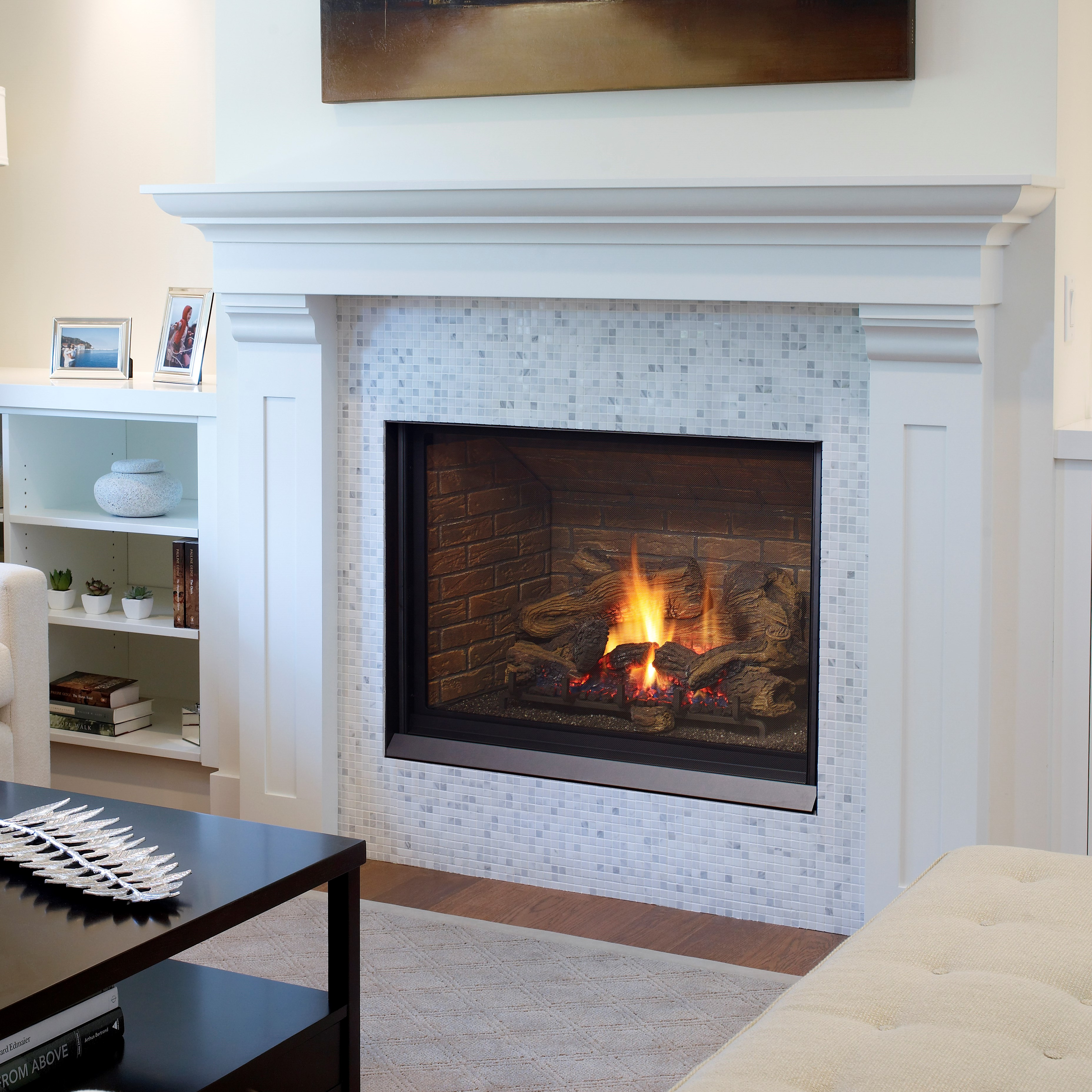 Bellavista B41XTCE Gas Fireplace
