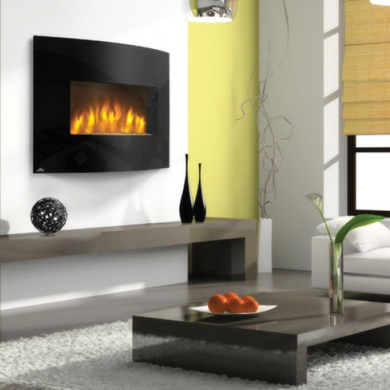 Convex Front Electric Fireplace – EFC32H