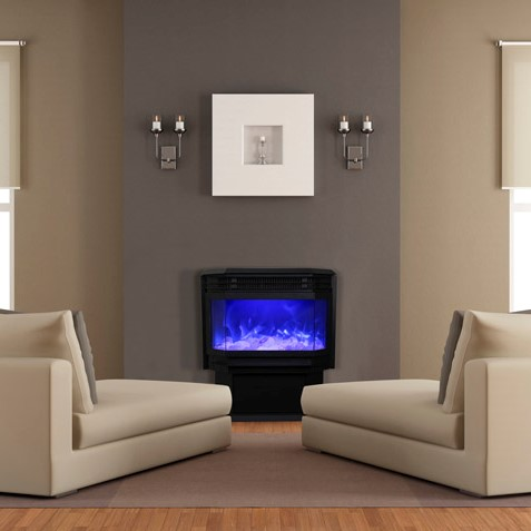 Amantii Free Stand FS‐26‐922 Electric Fireplace