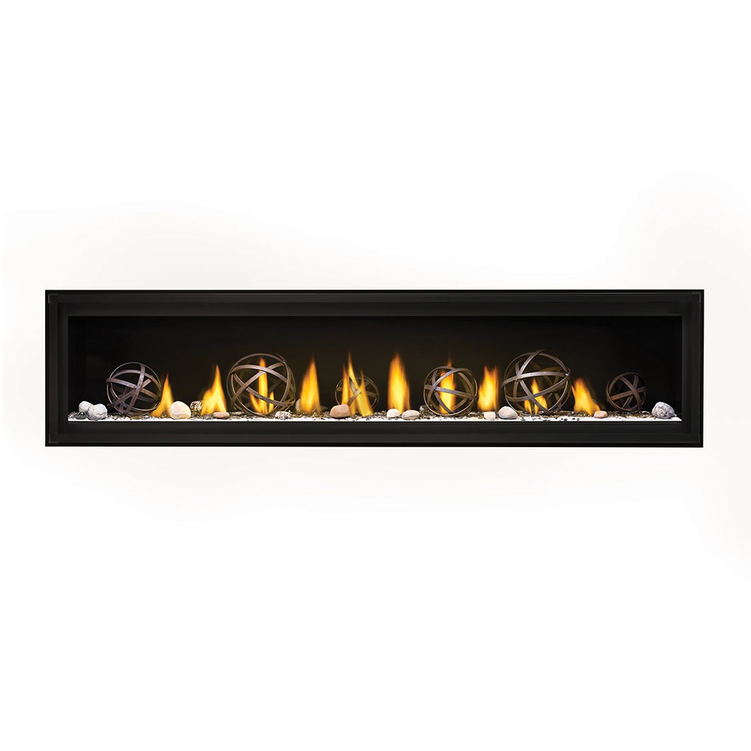 image of the fireplace Luxuria lvx74nx