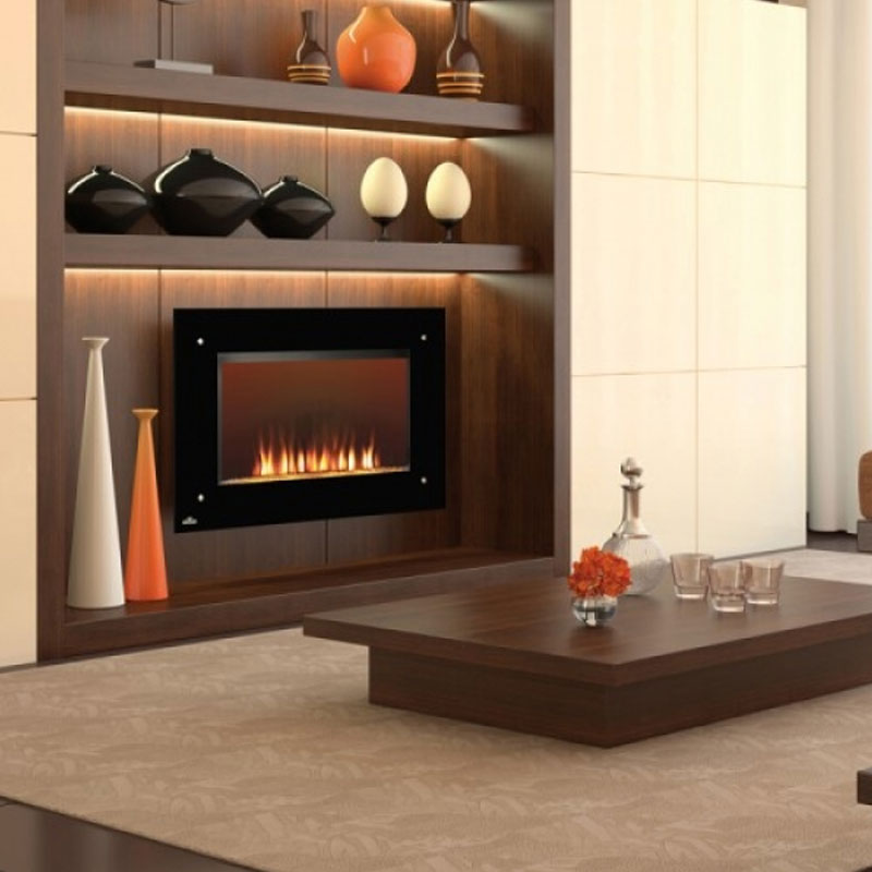 Wall Mounted Electric Fireplace – EF39S